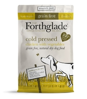 Forthglade Cold Pressed Adult Dog GRAIN FREE Chicken 2.5kg