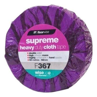 Supreme Heavy Duty D/S Cloth Tape