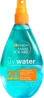 Garnier Ambre Solaire UV Water  Spf20 150ml