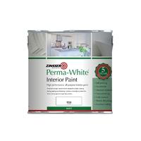 ZINSSER PERMA WHITE INTERIOR PAINT MATT 2.5LTR