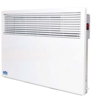 Sunray PH100T Wall Mounted Panel heater c/w 24 hr Timer  1000w