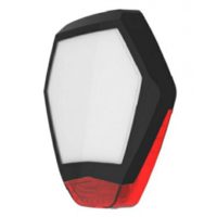Texecom Odyssey X3 Cover (Black/Red) WDB-0005