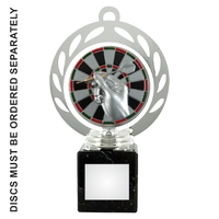18cm Metal & Marble Award (Suits 70mm Disc)