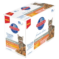 Hill's Adult Cat Sterilsed Pouch Favourites 85g x 12