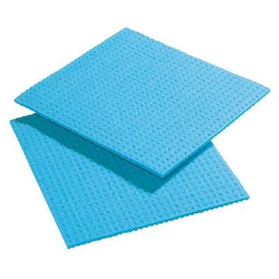 Sponge Cloth Blue (10)