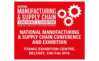 Northern Ireland Manufacturing & Supply Chain Trade Show