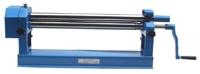 Slip Rolls Geared 24inch x 22swg. - Bench