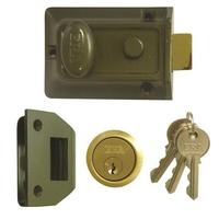 ERA TRADITIONAL NIGHTLATCH DOOR LOCK