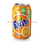 330 Fanta Orange Can x24