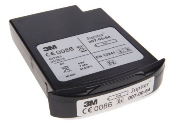 3M Versaflo Battery for use with Jupiter Turbo