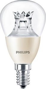 Philips Master LEDlustre DT 6-40W E14 P48 CL | LV1403.0094