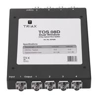 TOS 08D Dual Optical Splitter
