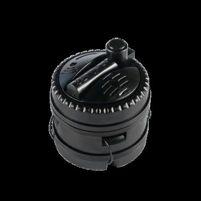 SEKURA AM/RF Self-Retracting BoxGrip 2-Alarm with 100cm Lanyards Black (25)