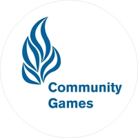 Community Games New Crest (25mm Centre)