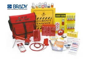 brady lockout equipment