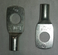 10C8 Uninsulated Copper Cable Lug