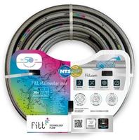 "Fitt NTS Master Plus Hose 50bar 1/2"" x 30m - Grey"
