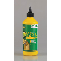 502 All Purpose Weatherproof Wood Adhesive, 500ml