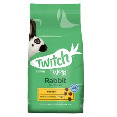 Twitch by Wagg Rabbit Nuggets 3 x 4kg