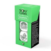 Rory's Story Cubes Mix - Explore