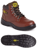 STERLING STEEL 6 EYE HIKER BOOT