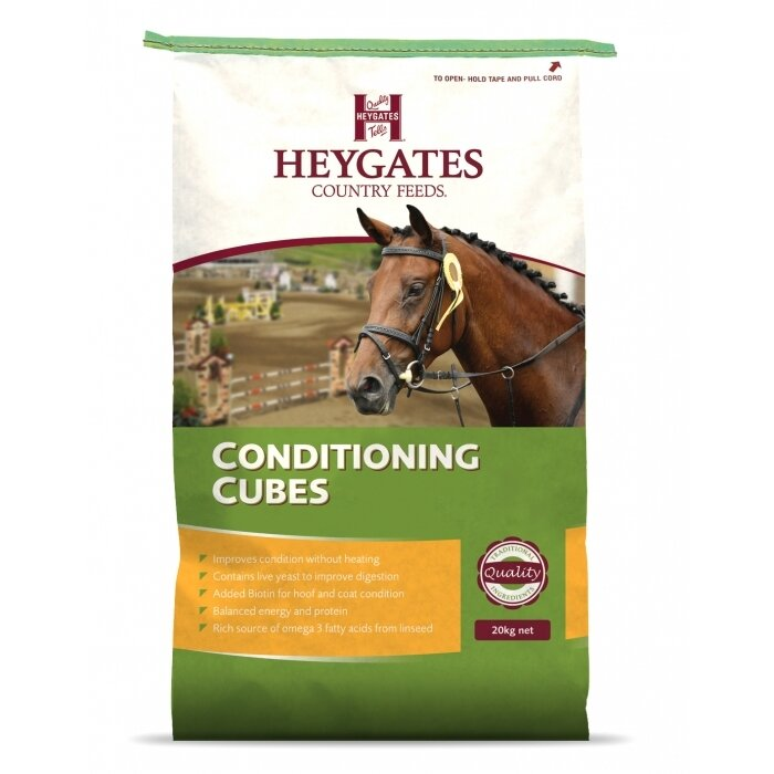 Heygates Conditioning Cubes 20kg