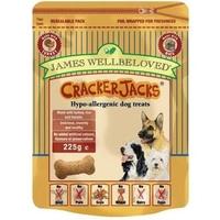 James Wellbeloved Crackerjack Dog Treats - Turkey 225g x 6