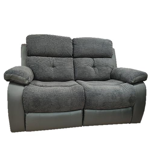 Kin Two Tone Grey 2RR Sofa