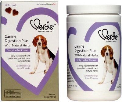 Verde Canine Digestion Plus 60 Chews x 1