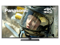 "Panasonic 49"" Ultra HD 4K HDR LED Smart TV with Terrestrial & Satellite Tuner"