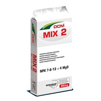 Mix 2 Fertiliser 7-6-12 25kg