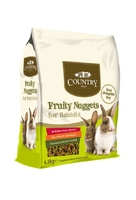 Country Value Fruity Nuggets for Rabbits 1.5kg [Zero VAT]