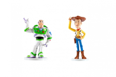 43E-101 Figures: Toy Story 1pk