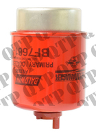 Engine Oil Filter Ford 7610 4 Cylinder Turbo - Quality Tractor Parts