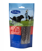 Hollings 100% Real Meat Treat - Beef x 12