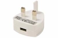 USB 3.0 Mains Charging Plug - Quick Charge 18w