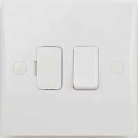 Schneider Ultimate Switched Spur with Flex Outlet IP20