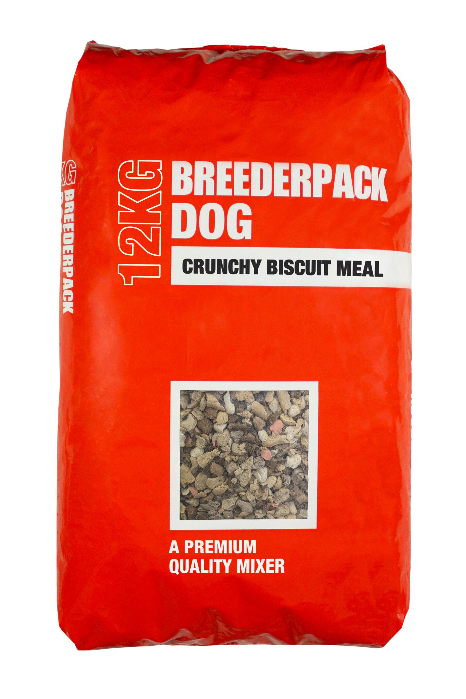 Breederpack Crunchy Biscuit Meal 12kg