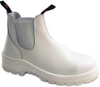 John Bull Bianco Food Grade Nitrile Sole Slip On Safety Boot