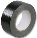 50mm GAFFER TAPE BLACK