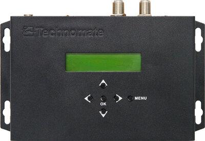 Technomate 4K HDMI Modulator w/ 9v IR out