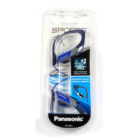 Panasonic Sports Earphone in Blue