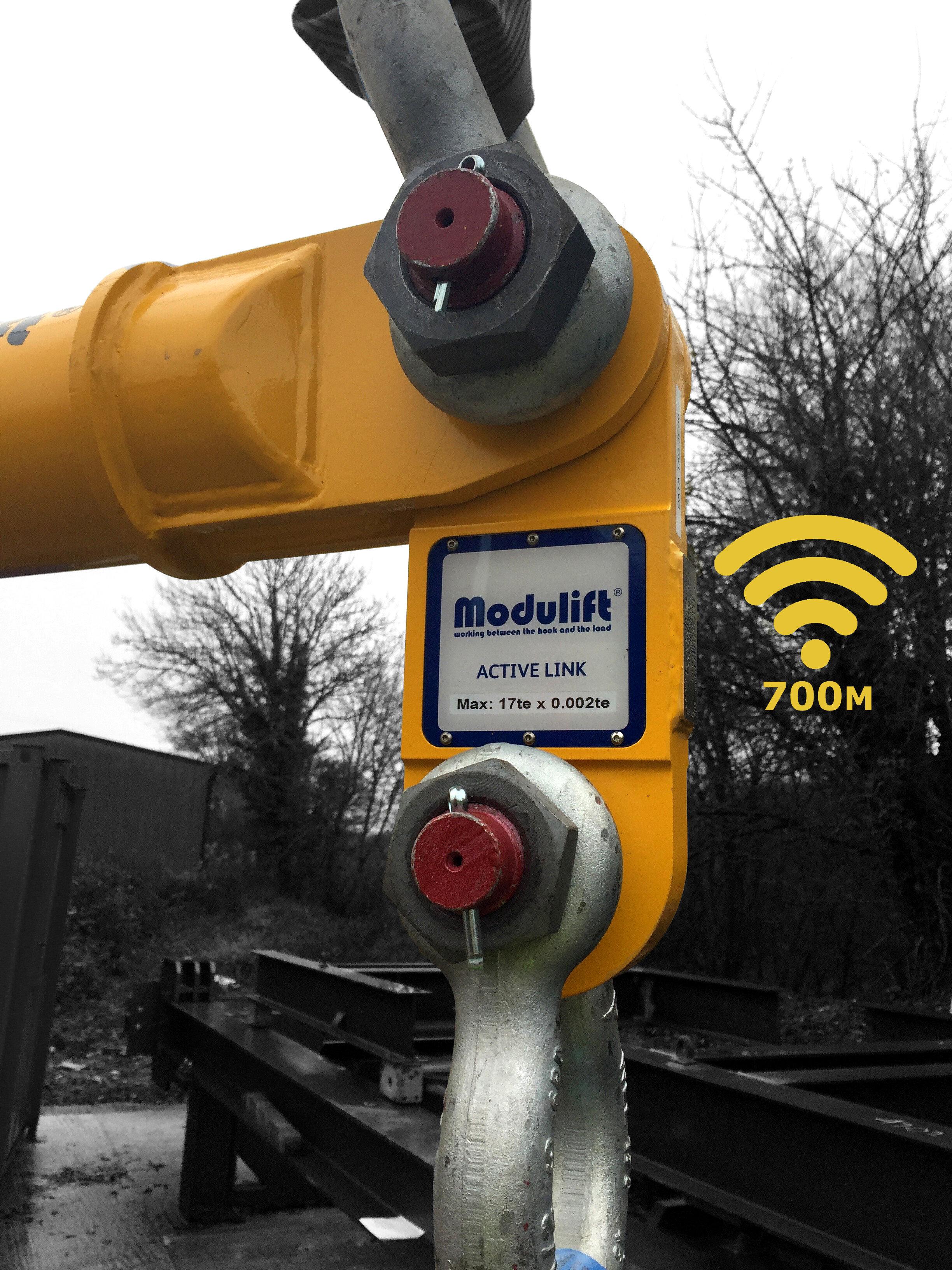 Load Monitoring Spreader Beam