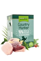 Natures Menu Country Hunter Cat Pouch Duck & Pheasant 85g 6-Pk x 3