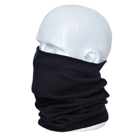 Portwest Flame Retardant Antistatic Neck Tube Navy