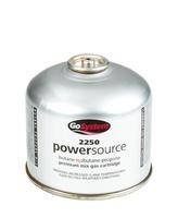 GO SYSTEM BUTANE/PROPANE GAS CARTRIDGE 220 GRM