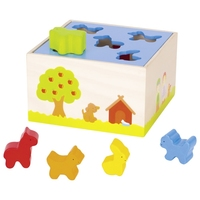 Sort box Farm Animals