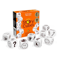 Original Rory's Story Cubes with storage box