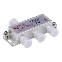 3 Way Splitter 5 - 2400 Mhz  :  Through Power