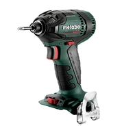 Metabo Cordless Impact Driver Brushless Body SSD 18 LTX 200 BL
